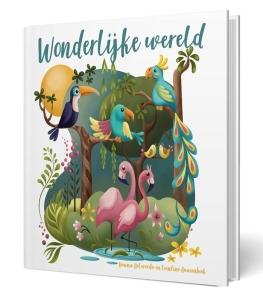 Cover staand boek